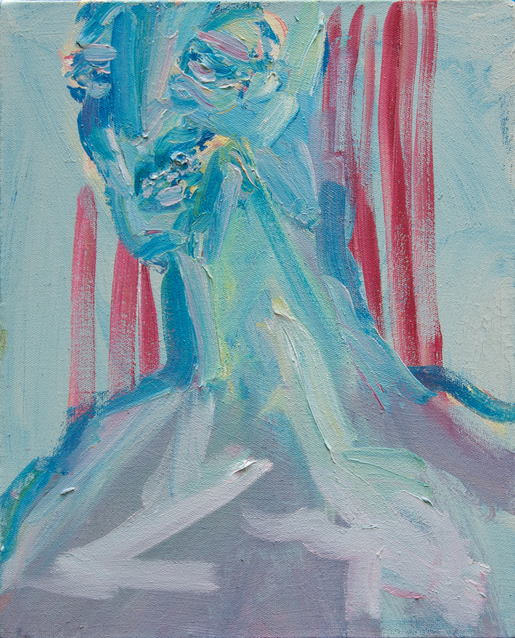 Jay-Miriam,-Let-Me-Spend-The-Night-Darling,-2014,-46x38-cm,-oil-on-linen