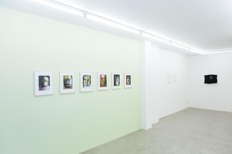Personalities on paper II - Ornis A. Gallery 3