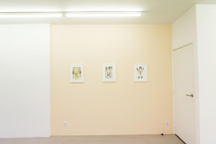 Personalities on paper II - Ornis A. Gallery 6