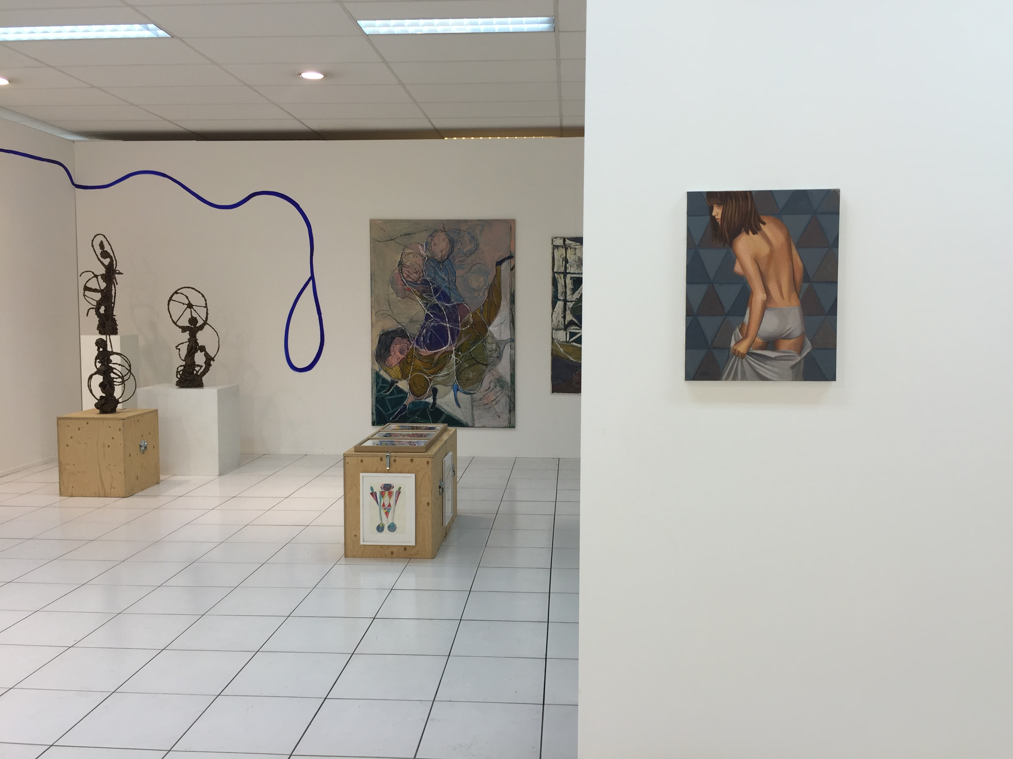Exhibition view AAF 2015 - Ornis A. Gallery 19