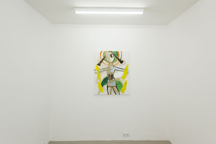 Marliz Frencken - Crazy woman, curated by Hanne Hagenaars, 2015 - Ornis A. Gallery_6