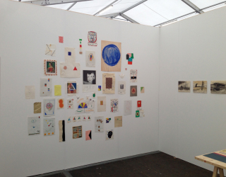 Amsterdam Drawing 2013, Ornis A. Gallery Amsterdam