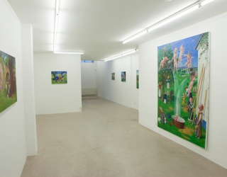 Jan Knap - Recent works (Ornis A. Gallery, Amsterdam, 2013)