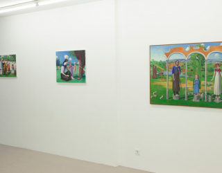 Jan Knap - Recent works, 2013 (Ornis A. Gallery, Amsterdam)
