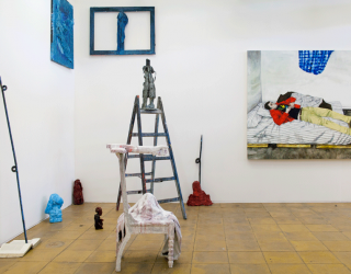 Art Rotterdam 2015, Main section - with works by Marco den Breems and Raffi Kalenderian