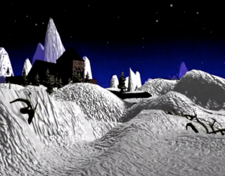 Julius Hofmann, Might of young engines, 2015, animated video, sound, color, 24 min