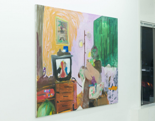 Tanja Ritterbex - I thought I could be an artist, 2015/2016 (Exhibition view at Ornis A. Gallery, Amsterdam)
