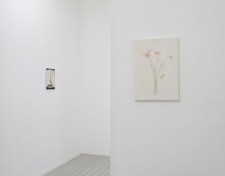 Exhibition view 'Haven' at Jeanine Hofland gallery, Amsterdam, 2012